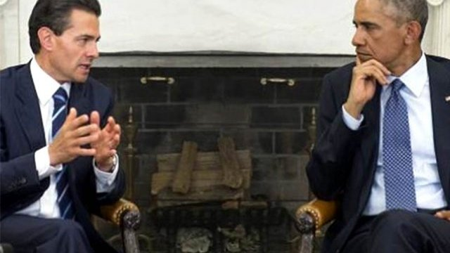 Confirman en Washington reunión de Peña Nieto con Obama