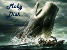 Hermann Mellville y su Moby Dick