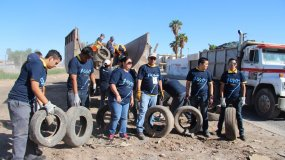 Mexicali Fluye: Getting good things flowing in our communities